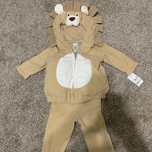 Infant Lion Costume 🦁